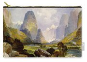 Utah Mountains Carry-all Pouch