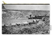 Utah Railroad, 1869 Carry-all Pouch