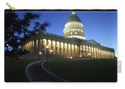 Utah State Capitol Building Carry-all Pouch