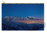 Utah Valley Carry-all Pouch by Chad Dutson