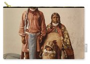 Ute Jose Romero And Family Carry-all Pouch