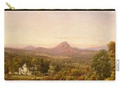 Autumn Landscape Sugar Loaf Mountain. Orange County  New York Carry-all Pouch