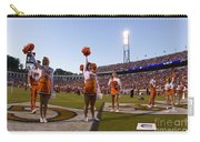 Uva Cheerleaders Carry-all Pouch by Jason O Watson
