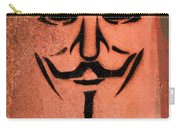 V For Vendetta Carry-all Pouch