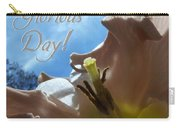 V Glorious Day Words Carry-all Pouch