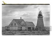 Vacant On The Ocean Carry-all Pouch by Betsy Knapp