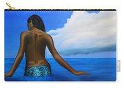 Vahine De Tahiti Carry-all Pouch