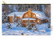 Vail Chalet Carry-all Pouch