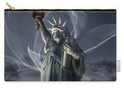 Light Of Liberty Carry-all Pouch