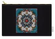 Vajrasattva Mandala Yantra Carry-all Pouch