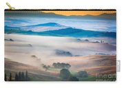 Val D'orcia Enchantment Carry-all Pouch by Inge Johnsson