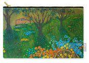 Val D'orcia Carry-all Pouch by Pamela Allegretto
