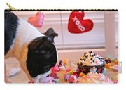 Valentine Be Mine Carry-all Pouch