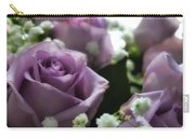 Valentine Purple Carry-all Pouch