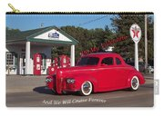 Valentine We Will Cruise Forever Carry-all Pouch