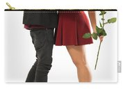 Valentines Couple Carry-all Pouch by Carlos Caetano