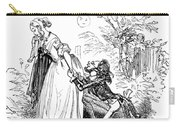 Valentines Day, 1855 Carry-all Pouch