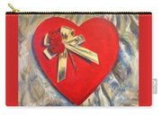 Valentine's Heart Carry-all Pouch