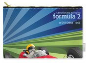 Vallelunga Gran Premio Di Roma 1967 Carry-all Pouch