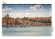 Port Of Valleta Carry-all Pouch