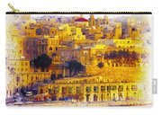 Valletta Capital Of Malta Carry-all Pouch