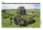 Valley At Hobbiton Nz Carry-all Pouch
