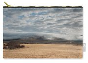 Valley Clouds Carry-all Pouch