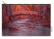 Valley Creek Bridge In Autumn Carry-all Pouch