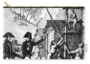 Valley Forge, 1777 Carry-all Pouch