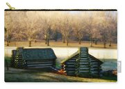 Valley Forge Cabins Carry-all Pouch