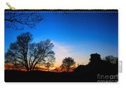 Valley Forge Evening  Carry-all Pouch