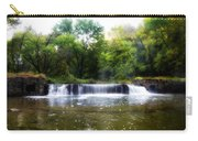 Valley Forge Pa - Valley Creek Waterfall  Carry-all Pouch