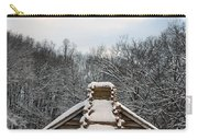 Valley Forge Winter 1 Carry-all Pouch