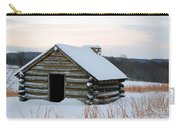 Valley Forge Winter 2 Carry-all Pouch