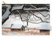Valley Forge Winter 4 Carry-all Pouch