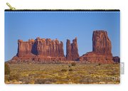 Valley Monuments  Carry-all Pouch