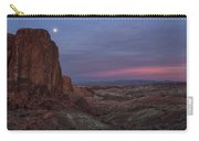 Valley Of Fire Moonrise Carry-all Pouch