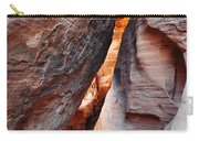 Valley Of Fire Mouse's Tank Canyon Carry-all Pouch