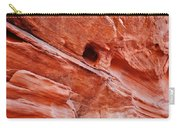 Valley Of Fire Mouse's Tank Sandstone Wall Carry-all Pouch