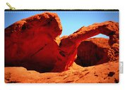 Valley Of Fire Nevada Desert Carry-all Pouch