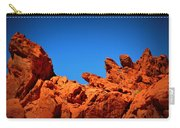 Valley Of Fire Nevada Desert Rock Lizards Carry-all Pouch