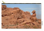Valley Of Fire Rock Formations Carry-all Pouch