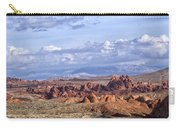 Valley Of Fire Vista Carry-all Pouch