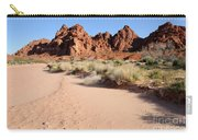 Valley Of Fire Wash Carry-all Pouch by Gary Whitton