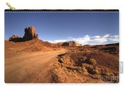 Valley Of Monuments  Carry-all Pouch