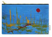 Valley Of The Red Moon Carry-all Pouch