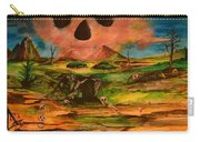 Valley Of The Skulls Carry-all Pouch