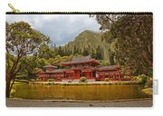 Valley Of The Temples Carry-all Pouch