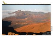 Valley Of Volcanic Cones Carry-all Pouch