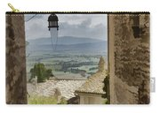 Valley View - Assisi Carry-all Pouch
